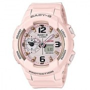 Casio Baby-g Analog-Digital Pink Dial Womens Watch-BGA-230SC-4BDR (B185)