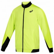ASICS ASCIS Moving Knit Heren Loopjack 2091A045-300 - geel - Size: Small