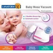 Електрически аспиратор за нос LANAFORM Baby nose vacuum