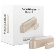 Senzor pentru usa/fereastra Fibaro FGDW-002-4 ZW5 (Crem)