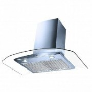 Faber Hood Tratto Plus LTW 90 Wall Mounted Chimney(Steel 1000)