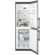 ELECTROLUX EN3201MOX inox kombinált hűtőszekrény A++