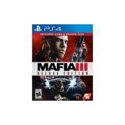 Mafia Iii Deluxe Edition - Ps4