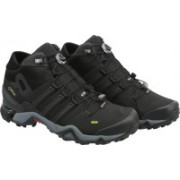 ADIDAS TERREX FAST R MID GTX Outdoor Shoes For Men(Black)