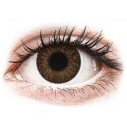 Brown Honey contact lenses - TopVue Color