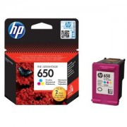 Cartus original HP 650 Color CZ102AE 5ml
