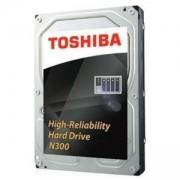 Твърд диск Toshiba N300 NAS Hard Drive 10TB 256MB 3.5 инча BULK, HDEXV10ZNA51
