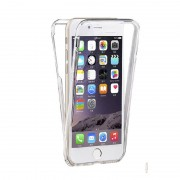 Husa 360° Silicon Iphone 7/8 Transparent