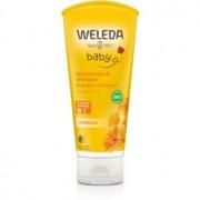 Weleda Baby and Child Shampoo und Duschgel für Kinder Ringelblume 200 ml