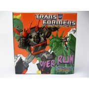 Transformers Timelines Over-Run - Collectors' Club Exclusive