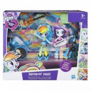 My Little Pony Equestria Girls Minis Rainbow Dash Rockin Music Class