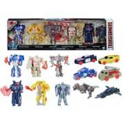 Transformers Last Knight One Step Turbo Changer set 6 figurine C2034
