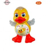 Sunshine Musical Dancing Duck Flashing Lights Real Dancing Action Music