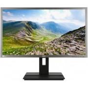 "Monitor TN LED Acer 28"" B286HK, Ultra HD (3840 x 2160), HDMI, DVI, DisplayPort, 1 ms, Boxe, Pivot (Negru)"