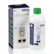 DeLonghi EcoDecalk Líquido Descalcificador Universal para Cafeteiras Super-automáticas 500ml
