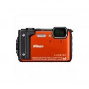 Aparat foto compact Nikon Coolpix W300 16 Mpx zoom optic 5x WiFi subacvatic Orange