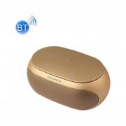 Awei Y200 Wireless Bluetooth Speaker Con Botones Táctiles, Apoyo Aux Y Tarjeta TF (oro)