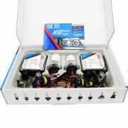 Kit bi-xenon Cartech 55W Power Plus H4 5000k