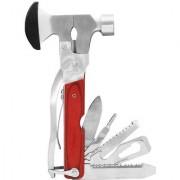 Emergency Escape Hammer Portable Stainless Steel Multitool Multipurpose Tool Axe Hammer