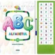 ABC. Alfabetul. Asculta si invata