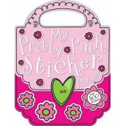 My Pretty Pink Sticker and Doodling Purse, Paperback