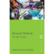 Research Methods: The Key Concepts, Paperback/Michael Hammond