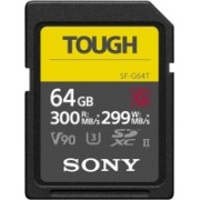 Sony SF-G 64 SD Card UHS Class 3 300 Memory Card