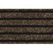 Hamat Wasbare mat Timeless 60x80 cm - Bruin