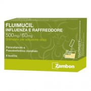 Zambon Italia Srl Fluimucil Influenza Raffreddore 8 Bustine