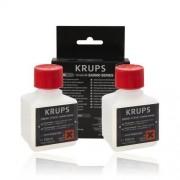 Krups XS9000 - Płyn Czyszczący 2x100ml