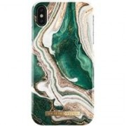 iDeal of Sweden iDeal Fashion Case Iphone XS Max Golden Jade Marble