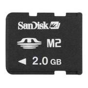 Карта памет SanDisk Memory Stick Micro (M2) - 2GB