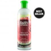 Balsam de par, Faith in Nature, cu pepene, pt. par normal sau uscat, 400 ml