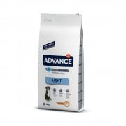 Affinity Advance Advance Maxi Light con pollo y arroz - Pack % - 2 x 14 kg