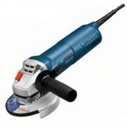 Polizor unghiular Bosch GWS 9-115 Professional, 900 W, diametru discuri 115 mm, lungime 289 mm, inaltime 120 mm, 2 kg, 060179B000