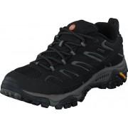 Merrell Moab 2 GTX Men Black, Skor, Sneakers & Sportskor, Löparskor, Blå, Svart, Herr, 47
