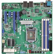 Asrock E3C236D4U server-/werkstationmoederbord Micro ATX Intel® C236