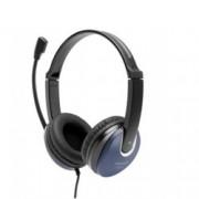 Слушалки MICROLAB K290, черни