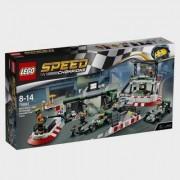 Lego speed champions mercedes amg petronas formula one™ team