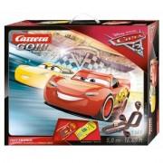 CARRERA Tor samochodowy CARRERA GO!!! Cars Auta 3 Fast Friends