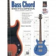 Alfred Music - Bass Chord Encyclopedia Tracy Walton inkl. CD