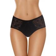 Chilot de damă din bumbac 101 negru XL
