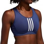 Adidas Performance Soutien de desporto, Dont Rest 3 Stripeíndigo- XS