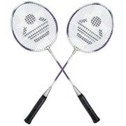 Branded Badminton Rackets Set of 2