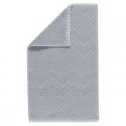 Sealskin Brilliance gastendoek 50x30x0.4cm rechthoek 100% Katoen Grijs 16361346412