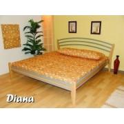DIA-07 NA KOMPLET postel včetně roštu a matrace