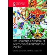 The Routledge Handbook of Study Abroad Research and Practice by Edited by Cristina Sanz & Edited by Alfonso Morales Front