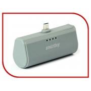 Аккумулятор SmartBuy Turbo 2200mAh Micro-USB Grey SBPB-220