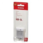 Canon NB-5L Rechargeable Li-Ion Battery NB5L WARRANTY