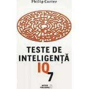 Teste de inteligenta IQ 7 - Ken Russell Philip Carter